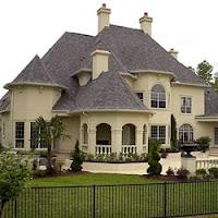 Desain Rumah Gaya Eropa Modern