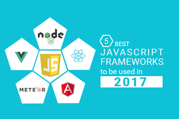 the most popular javascript frameworks 2017 - torok-technology
