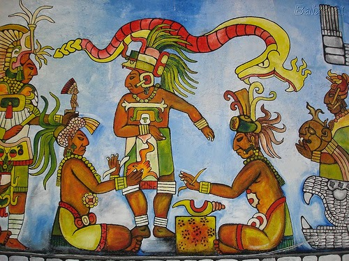 religion cultura maya