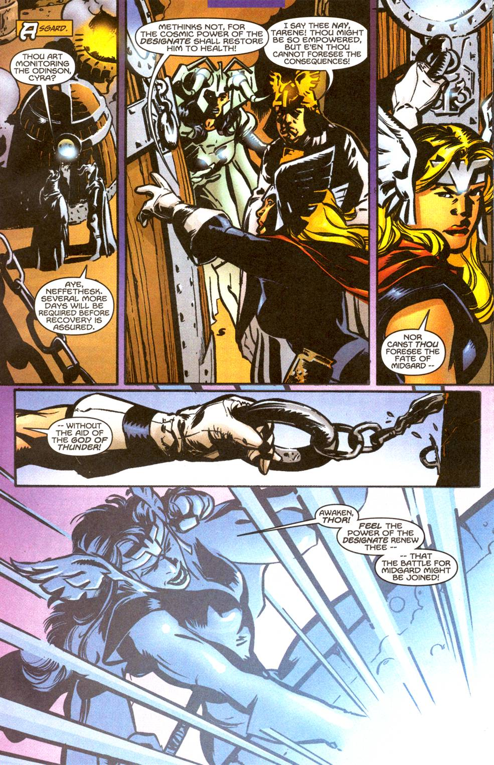 Thor (1998) Issue #40 #41 - English 16