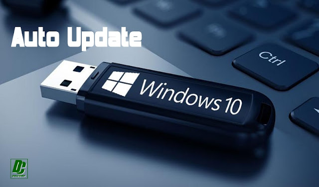 Auto Update di Windows 10