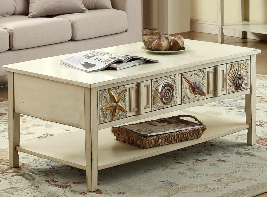 Simple Stylish Coffee Tables For Coastal Living Completely Coastal