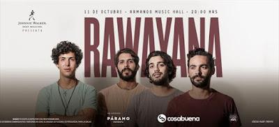 Concierto de RAWAYANA en Bogotá 2017 1