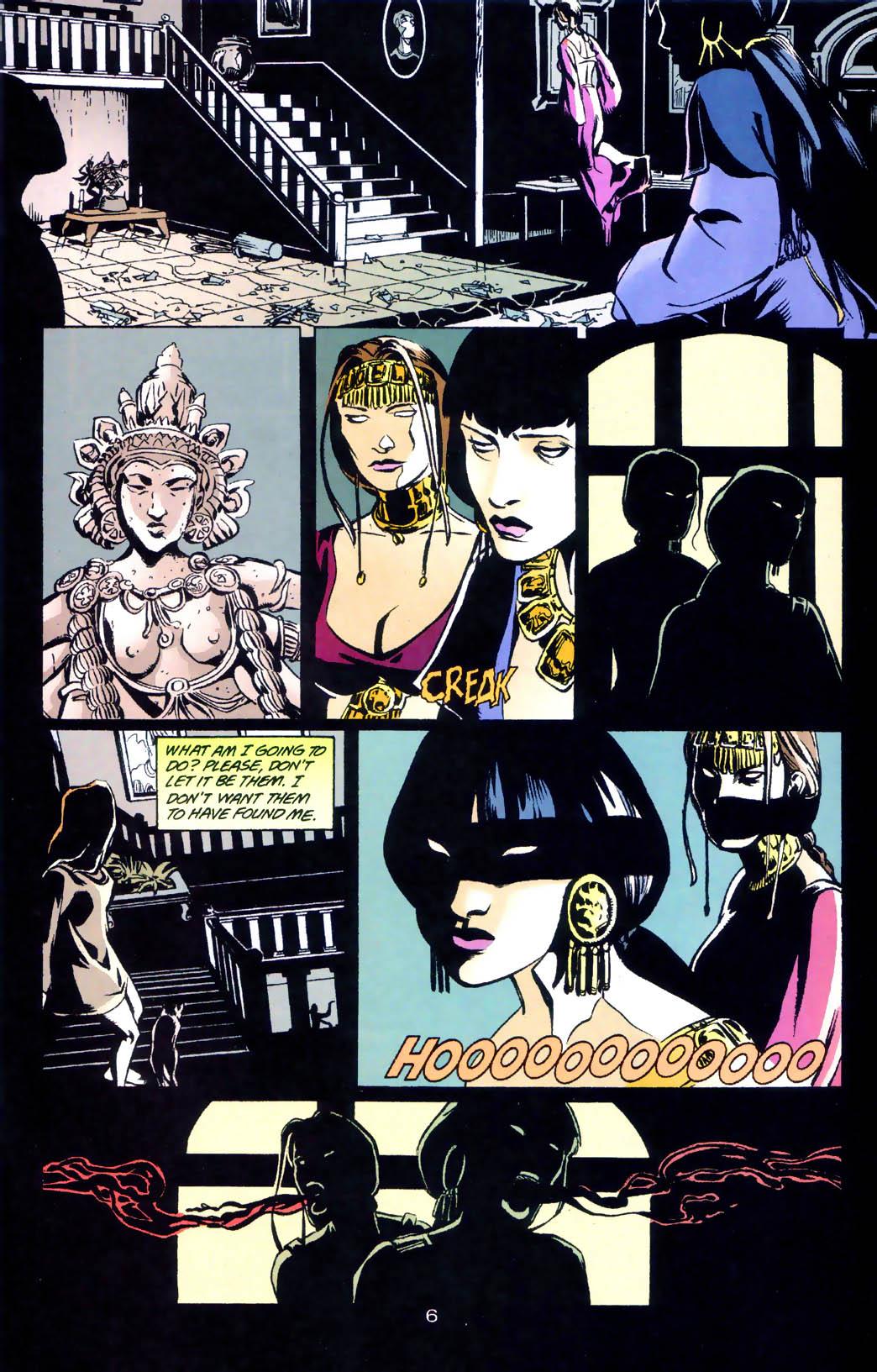 Read online Midnight, Mass comic -  Issue #6 - 7