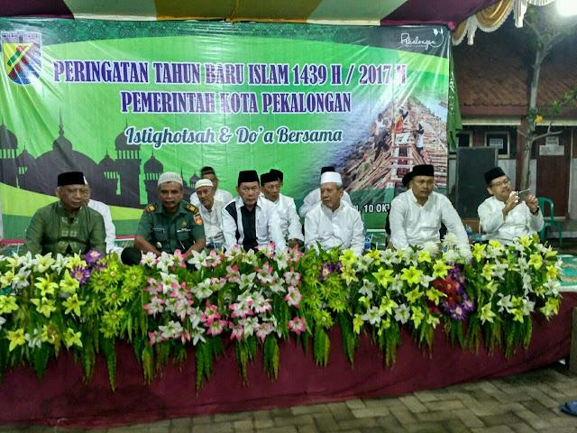 Kodim 0710 pekalongan Gelar Doa Bersama Lintas Agama Nusantara