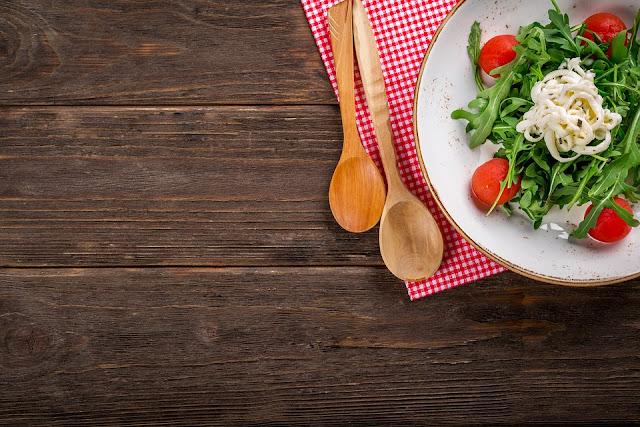 E' tempo di pensare alla linea, è tempo di insalate.
