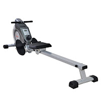 Rowing machine with pulley, image, different types of rowing machines