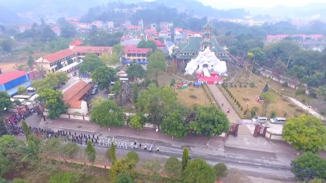 Lễ truyền chức Phó tế và Linh mục tại Giáo phận Lạng Sơn Cao Bằng 27.12.2017 - Ảnh minh hoạ 250