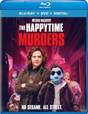 The Happytime Murders [BD25] [Latino]