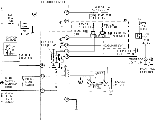 2001 bmw radio wiring diagram