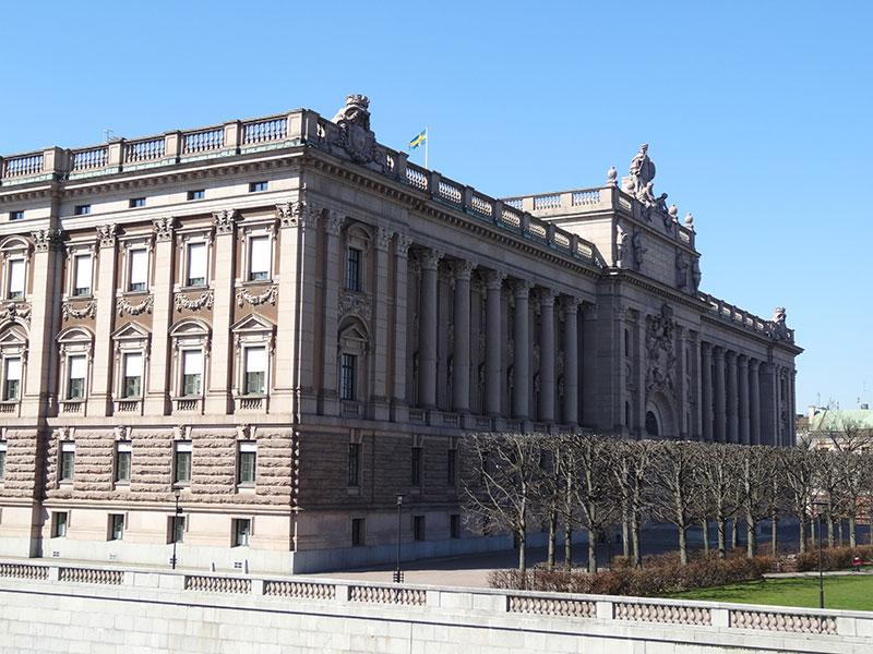 Riksdaghuset_Parliament_STockholm