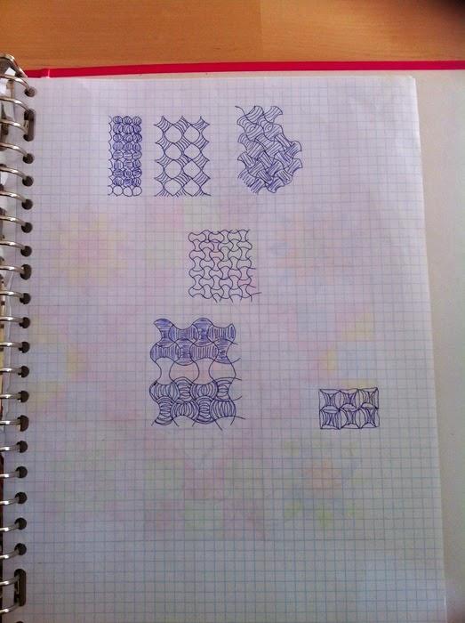 Ideetjes voor quilten uit de vrije hand