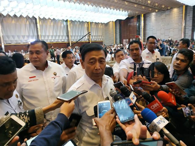Wiranto Sebut yang Ajak Golput Bisa Dijerat UU ITE