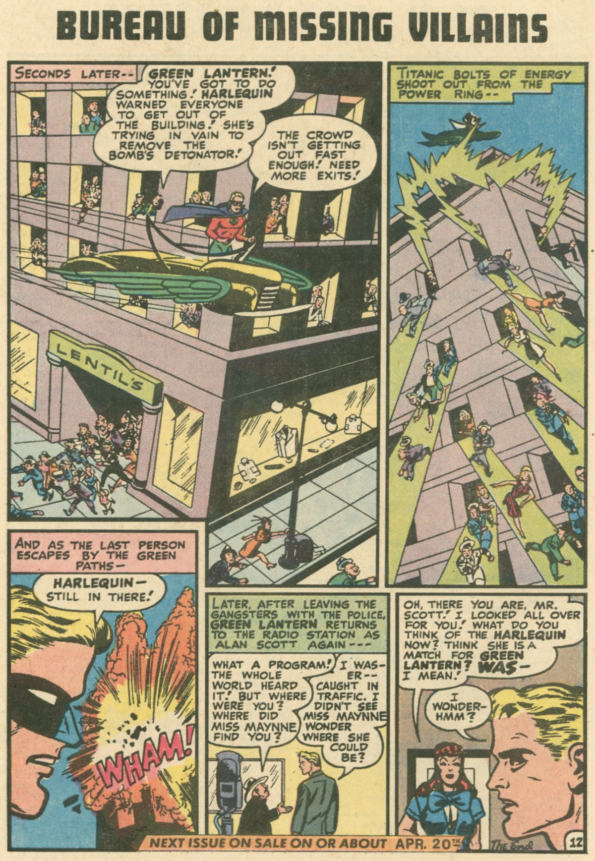 Read online World's Finest Comics comic -  Issue #211 - 48