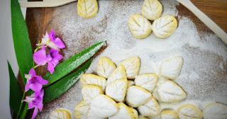 resep kue putri salju kacang
