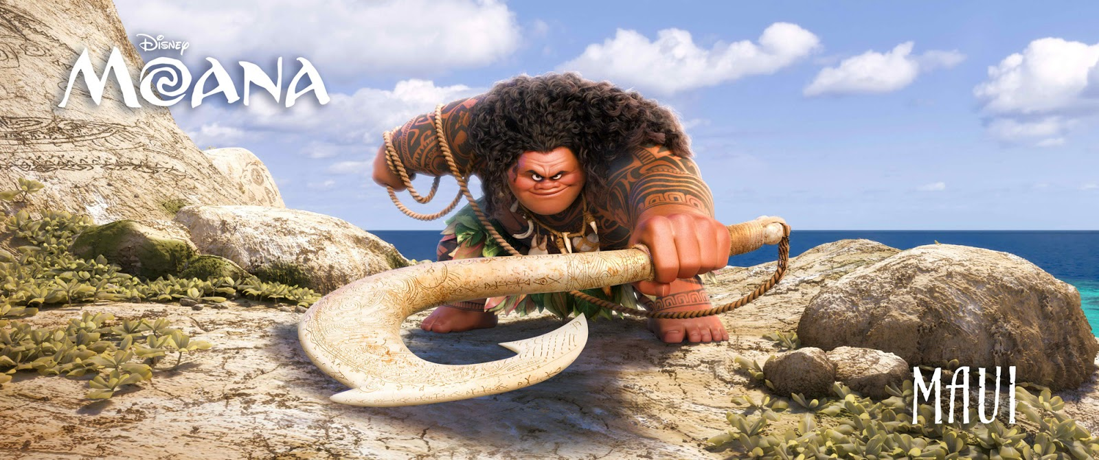 Meet The Charcaters Of Moana Bettina Heels Belka Black Hitam 39 Walt Disney Animation Studios Which Opens In Theaters Across Philippines On Nov 30 2016 Features A Dynamic Roster Characters Brought To