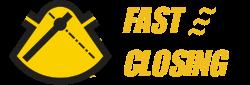 fast closing actuator
