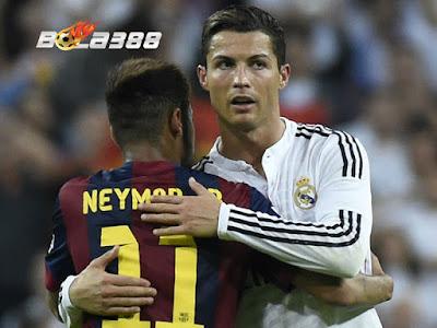 CR7 Sarankan Agar Neymar Lebih Bagus Gabung Bersama MU Ketimbang PSG