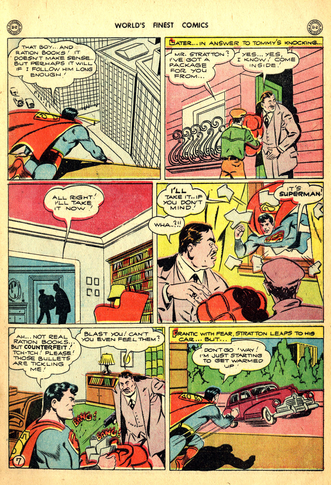 Read online World's Finest Comics comic -  Issue #18 - 9