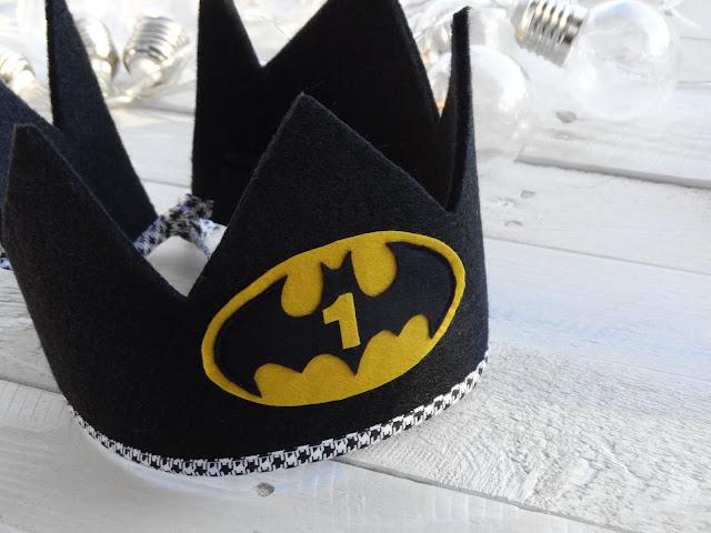 Urodziny w sylu Batmana