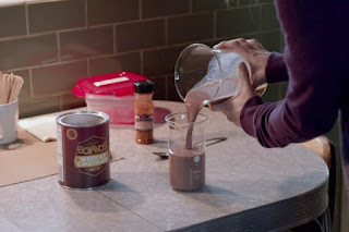 Liv's Cold Mexican Hot Chocolate with Two Week Old Liquefied Prom Queen Brains on iZombie