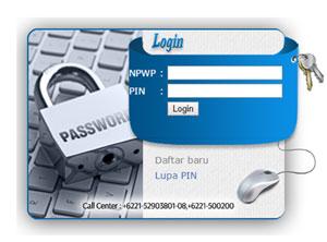 Cara Registrasi Pendaftaran dan Menggunakan e Billing Pajak