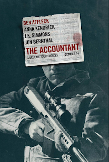 Permalink to The Accountant (2016) BluRay