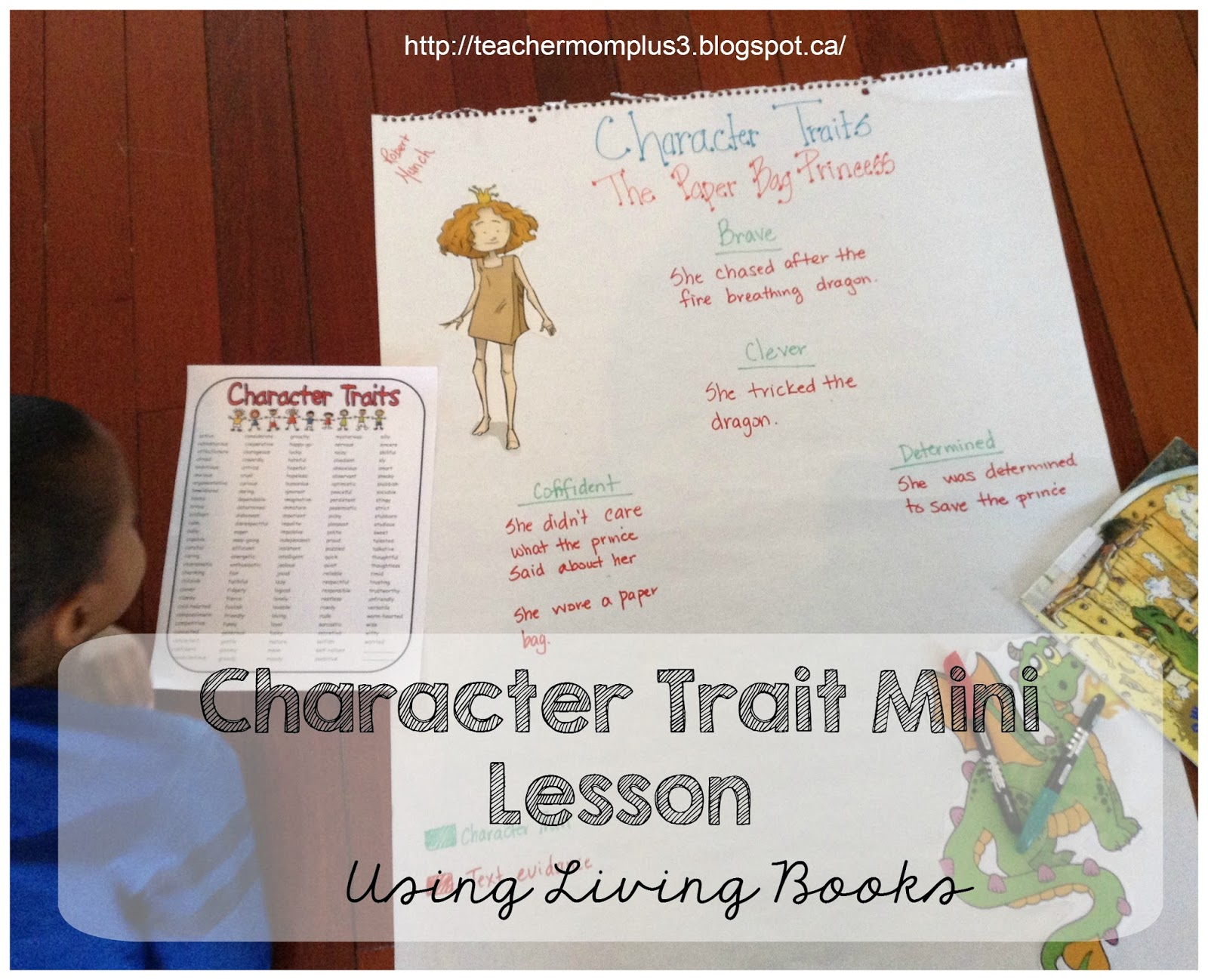 Teachermomplus3 Teaching Character Traits