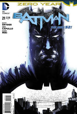 batman año zero
