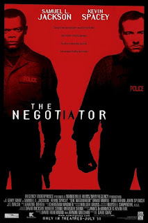 Contoh Movie Review: The Negotiator (1998)