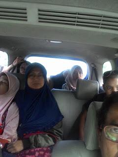 Naik travel Bakauheni - Bandar Lampung