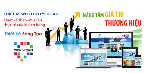 Thiết kế website tại Kiên Giang chuẩn seo chất lượng cao