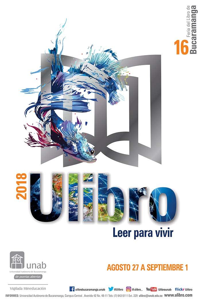 Bajo el lema 'Leer para vivir', se presentará la Feria del Libro de Bucaramaga