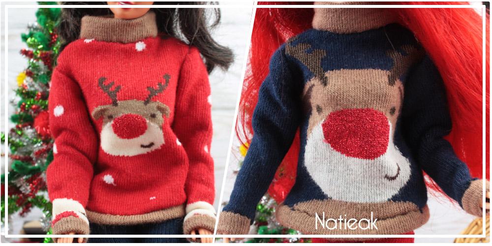 jouets vêtements Noël de poupées ( diy tutos gratuits)