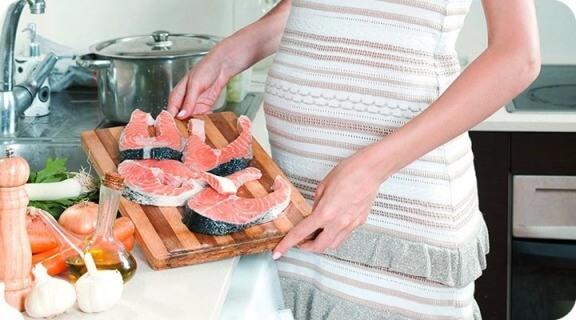 ikan untuk ibu mengandung