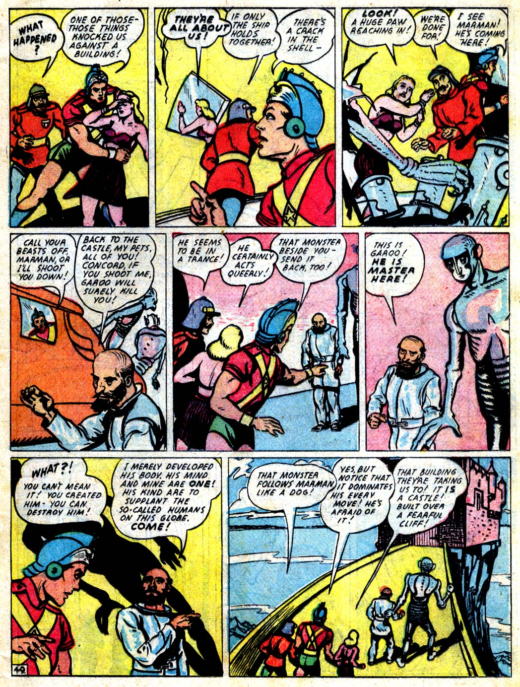 Read online All-American Comics (1939) comic -  Issue #15 - 5
