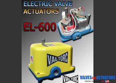 Electrical Valve Actuator