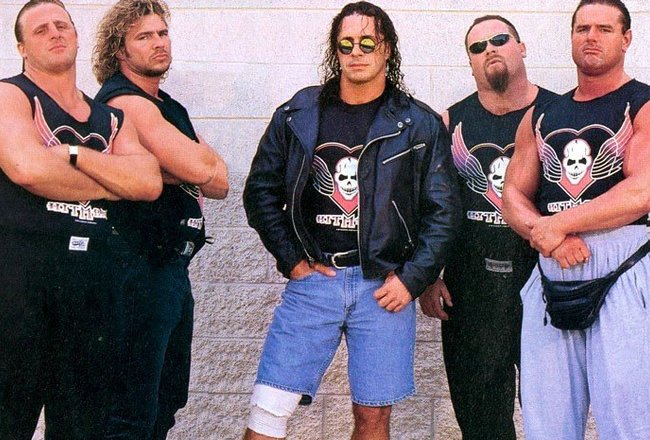The Hart Foundation In 1997 Squaredcircle