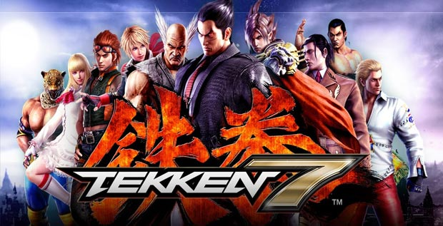 Tekken 7 Gameplay - Kazumi vs Lee