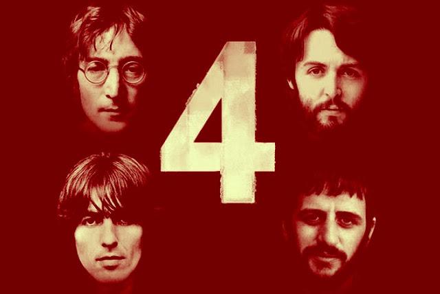 Cuatro Beatles