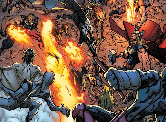 ragnarok marvel comics