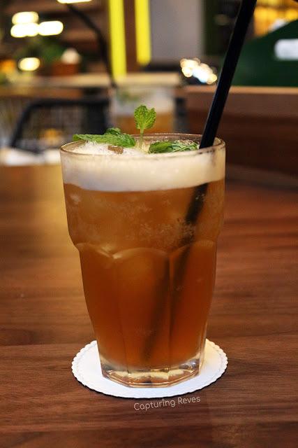 Ice Lychee Lemongrass