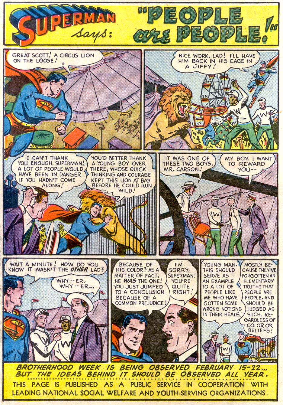 Read online Action Comics (1938) comic -  Issue #179 - 16