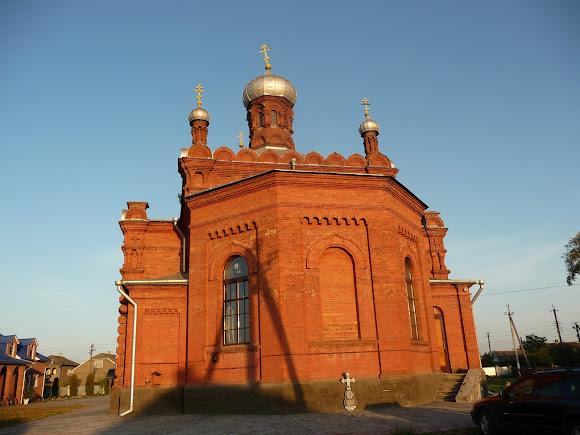Маршинцы. Черновицкая область. Свято-Николаевская церковь