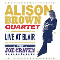 alison brown live at blair cover