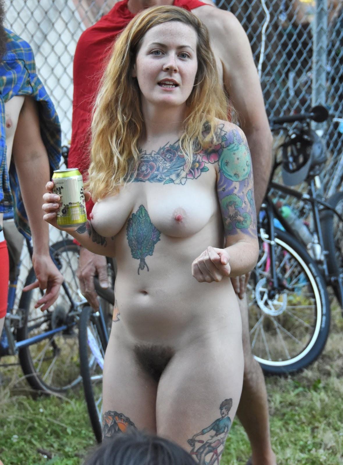 Portland nudist #6