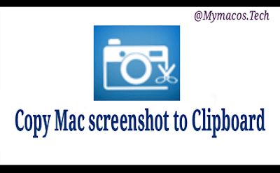 How to Take Screenshot on Mac and Copy to Clipboard