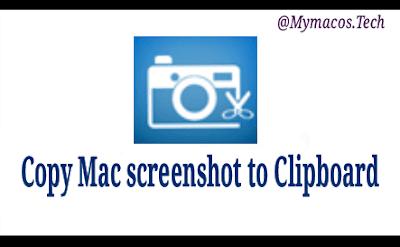 screenshot to clipboard