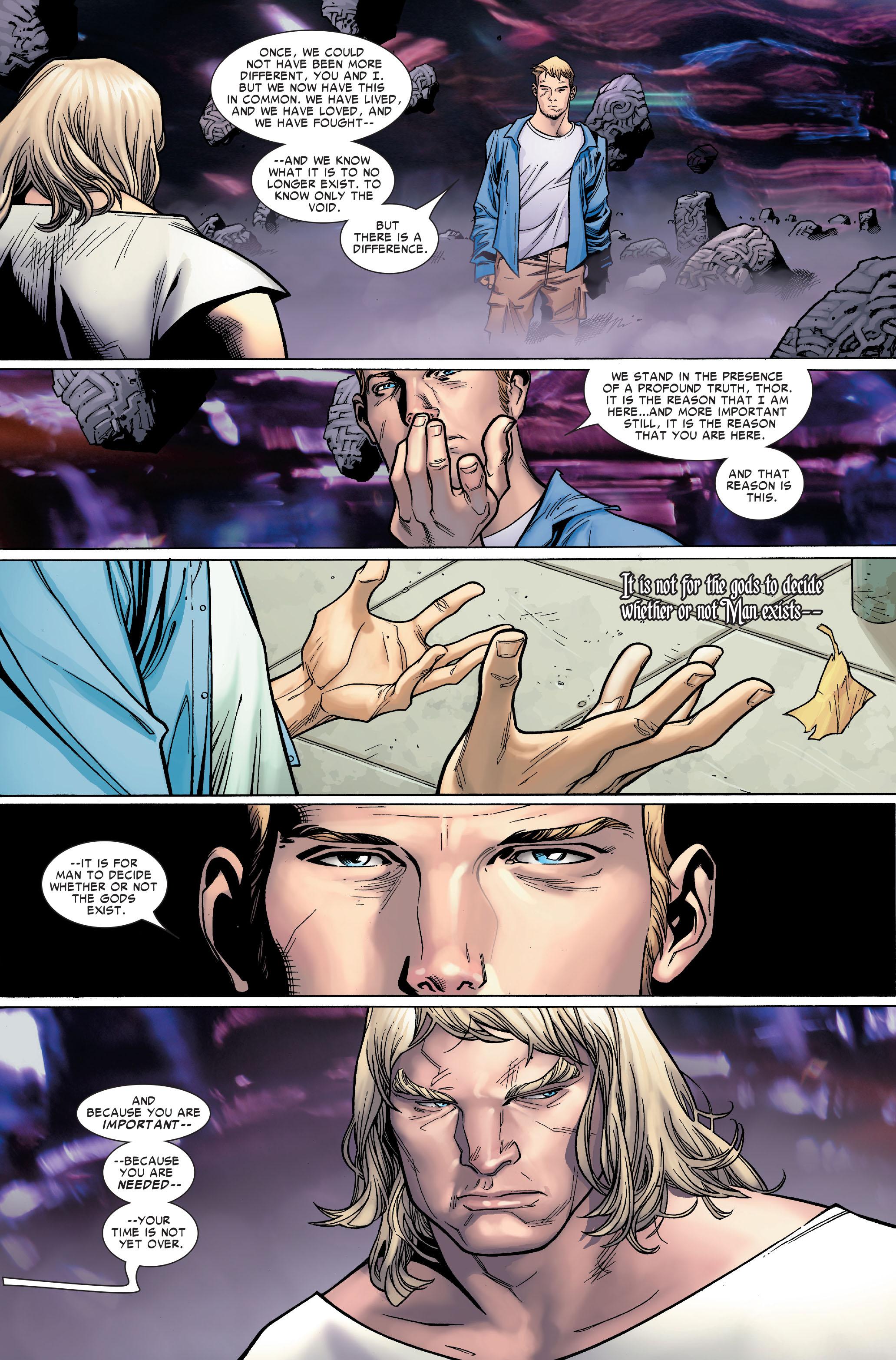 Thor (2007) Issue #1 #1 - English 10