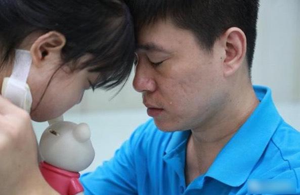 'Ayah ambillah duit ini untuk selamatkan adik' - Pesakit Kanser